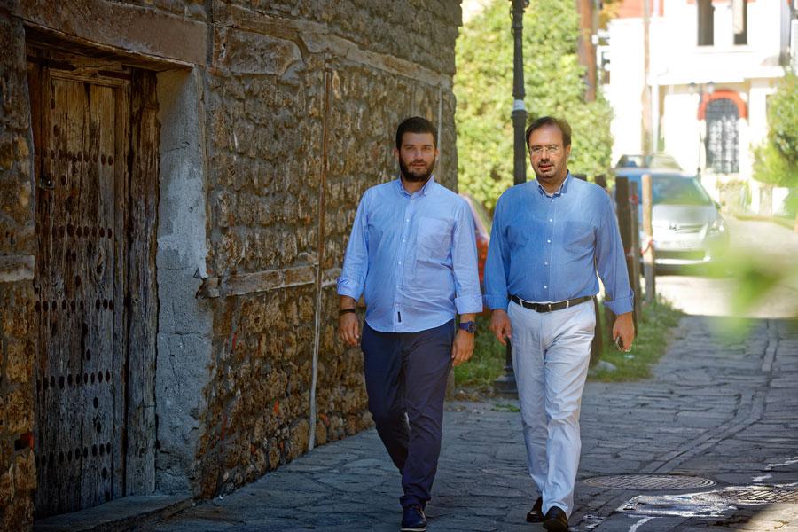Συζήτηση με Κωνσταντίνο Βοργιαζίδη